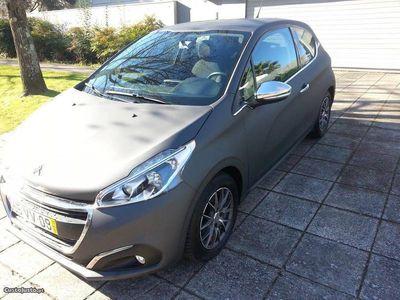 brugt Peugeot 208 1.2 VTI como novo