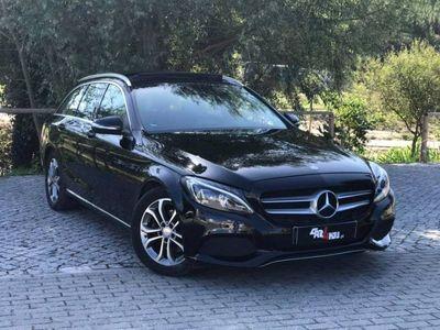 usado Mercedes C220 BlueTEC Avantgarde