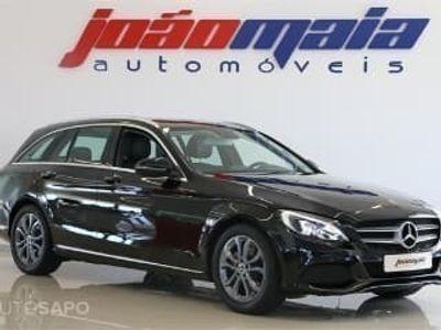 usado Mercedes C180 ClasseStation Avantgarde 156Cv Auto (GPS/LED´s) (15.000 Kms)