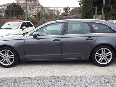 usado Audi A6 avant 2.0 TDi S-line