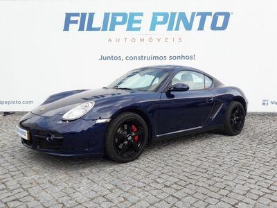 usado Porsche Cayman 3.4 S