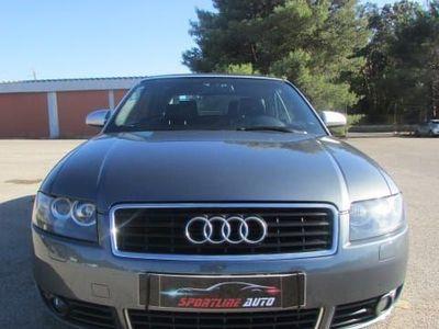 usado Audi A4 Cabriolet 2.5