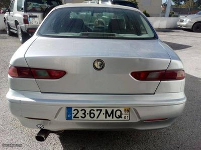 brugt Alfa Romeo 156 1.6