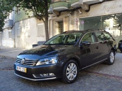 usado VW Passat variant 1.6 TDI Confortline Navig