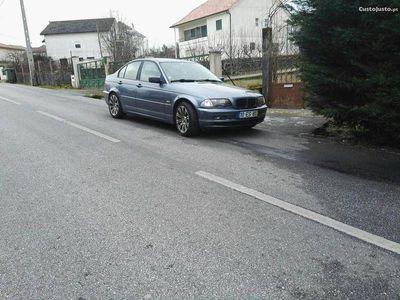 usado BMW 320 d e46 -