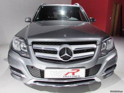 usado Mercedes GLK220 CDi 7G-Tronic