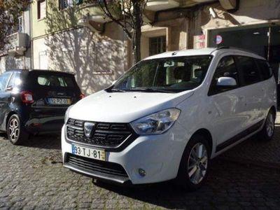 usado Dacia Lodgy 1.5 DdCi Best Choise 7 Lugares