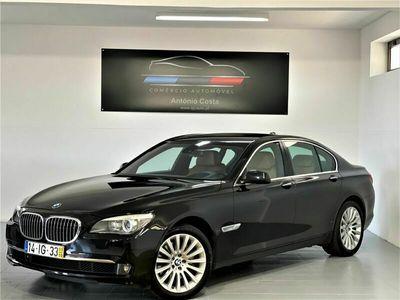 usado BMW 740 d