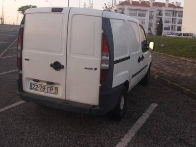 used Fiat Doblò comercial