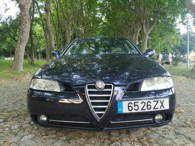 usado Alfa Romeo 166 2.4 JTD M-J Distinctive CA