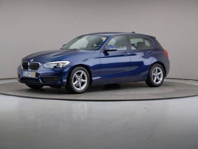 usado BMW 116 1 Serie d EfficientDynamics