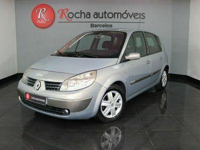 usado Renault Scénic 1.9 dCi C. Dynamique (120cv) (5p)