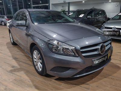 brugt Mercedes A180 ClasseCDi B.E. Auto (109cv) (5p)