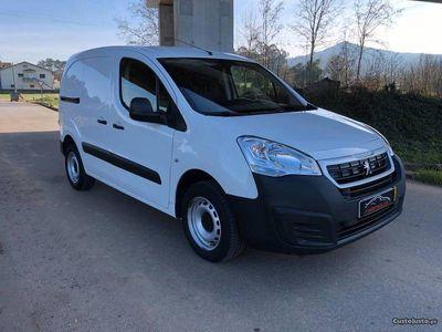 usado Peugeot Partner 1.6 BlueHdi 100cv