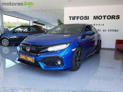 usado Honda Civic 1.5 i-VTEC Sport Plus CVT