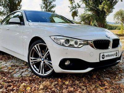 usado BMW 420 420sport line
