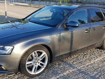 brugt Audi A4 2.0