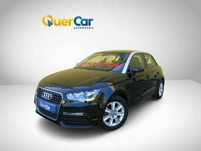 usado Audi A1 Sportback 1.6 TDI Attraction