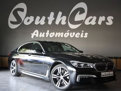 usado BMW 740 e iPerformance Pack M