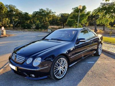 usado Mercedes CL55 AMG AMG 500CV