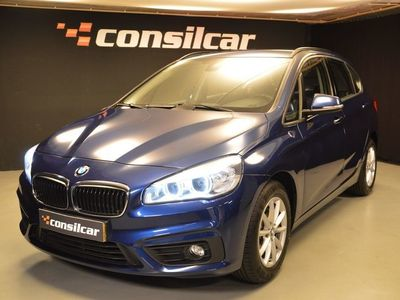 usado BMW 216 Active Tourer D Efficient Dynamics Navigator 5P
