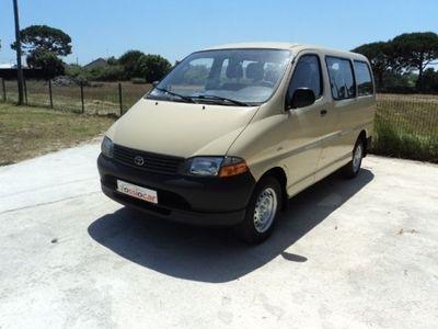 usado Toyota HiAce D4-D Service 9Lug.