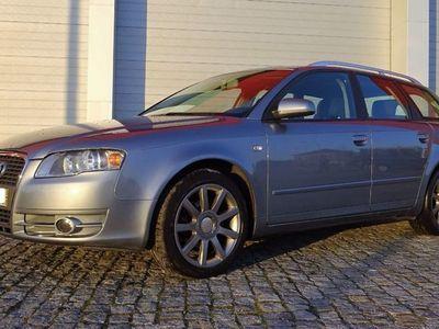 gebraucht Audi A4 Avant 2.0 TDI SPORT