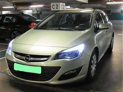 gebraucht Opel Astra SW 1.7CDTi ECOFlex
