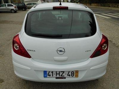 usado Opel Corsa 1.3 Cdti Van A/C