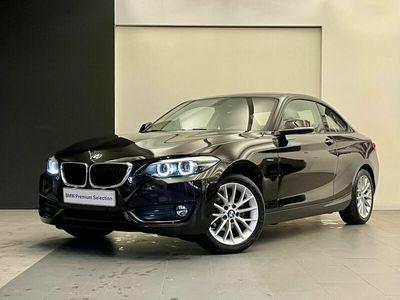 usado BMW 218 Série 2 d Coupe Auto 2017