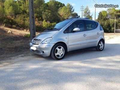 usado Mercedes A170 Cdi - Topo Gama