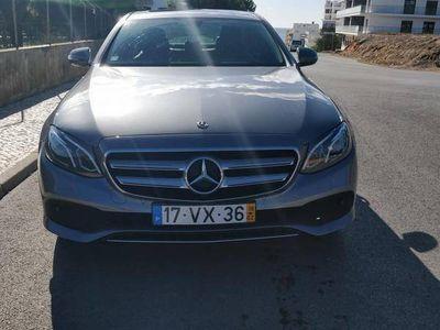 usado Mercedes E220 Avantguarde