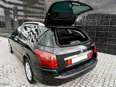 usado Peugeot 407 1.6HDI 110CV SW TP - 05
