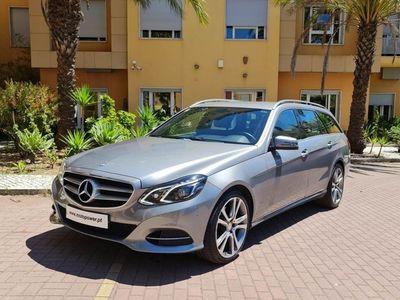 usado Mercedes E300