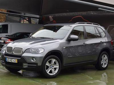 used BMW X5 35d Auto Xdrive