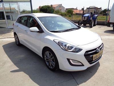 gebraucht Hyundai i30 SW 1.6 CRDi Sport Auto (110cv) (5p)