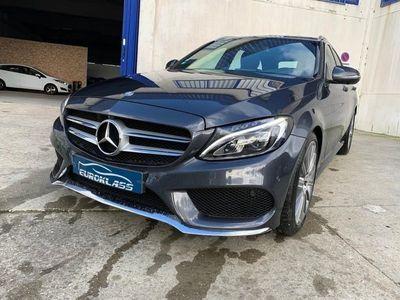 usado Mercedes C220 BLUETECH AMG 360º