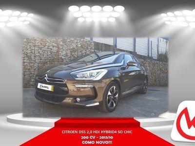 usado Citroën DS5 2.0 HDi Hybrid4 So Chic