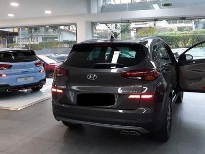 usado Hyundai Tucson 1.6 CRDI Premium 116cv