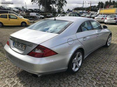 usado Mercedes CLS320 320 cdi amg