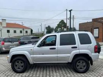 usado Jeep Cherokee Gasolina