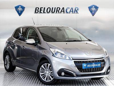 usado Peugeot 208 1.2 Puretech Signature (GPS; Apple CarPlay)