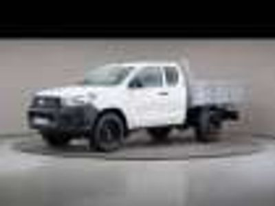 usado Toyota HiLux Diesel