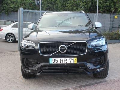 usado Volvo XC90 R-Design 7 lugares