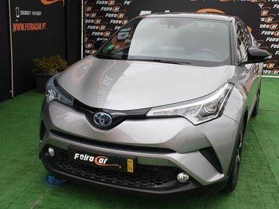 usado Toyota C-HR 1.8 HSD Comfort + Pack Style