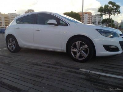 usado Opel Astra 1.6 CDTI Star/stop