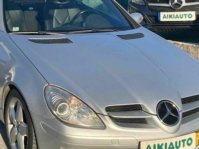 usado Mercedes SLK200 KOMPRESSOR SPORT