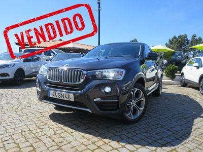 usado BMW X4 2.0d xDrive xLine (GPS)