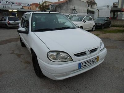 usado Citroën Saxo