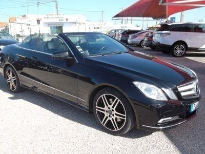usado Mercedes E350 CDI CABRIO AMGViatura de retoma